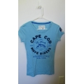 AUTHENTIC AEROPOSTALE  SHIRT FOR WOMEN SKY BLUE...